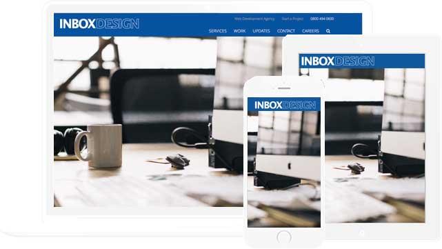 Responsive Web Design by Inbox Design
