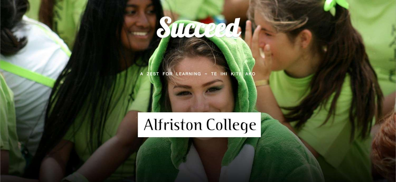 Website Revamp for Alfriston College preview 0
