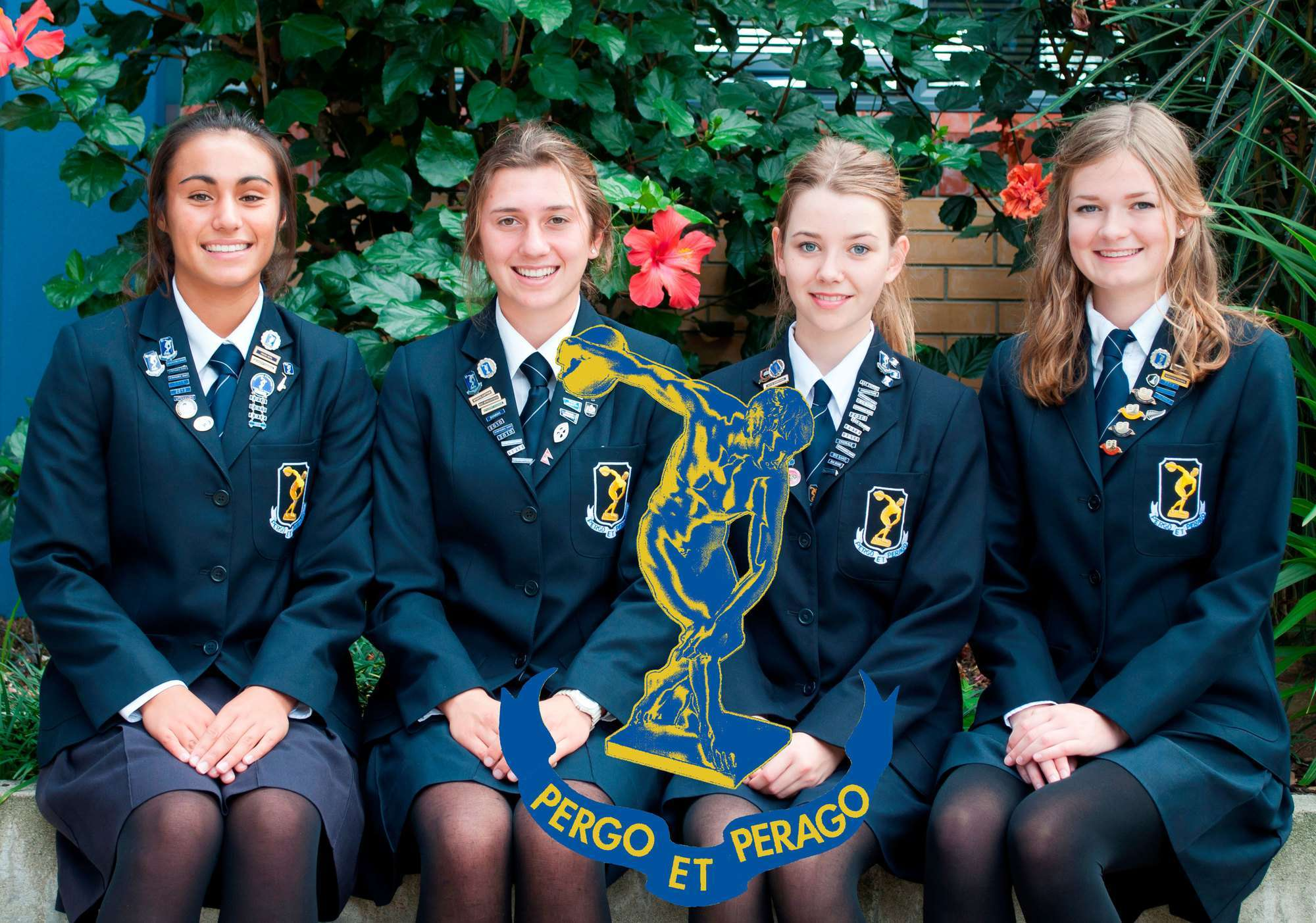 Tauranga Girls' College select Inbox Design for new Website preview 0