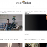 Inbox Design will be building a new CRM system for Auckland-based global film/new media company, The Sweet Shop.