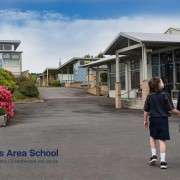 The Catlins Area School Website Launch