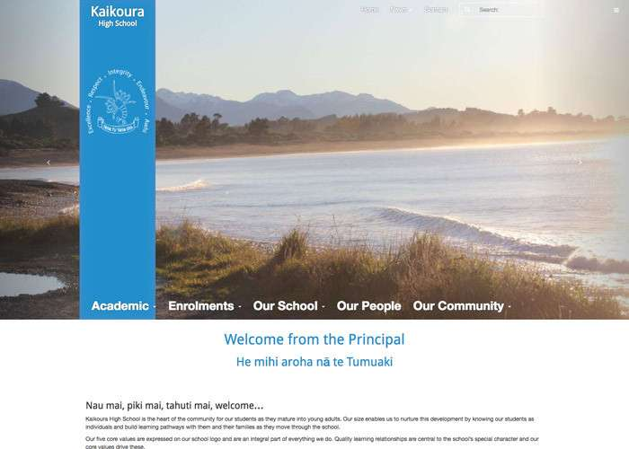 Kaikoura High School