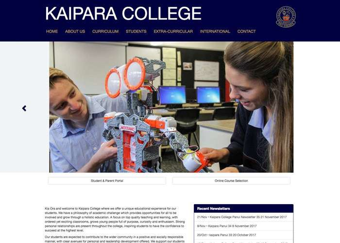 Kaipara College Thumb