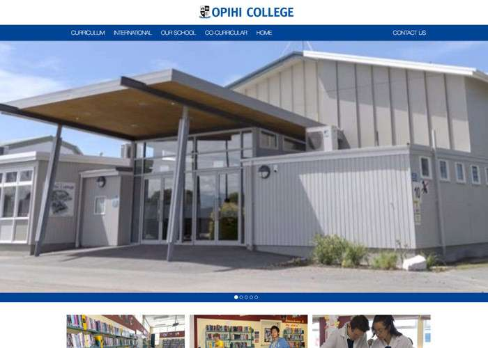 Opihi College Thumb