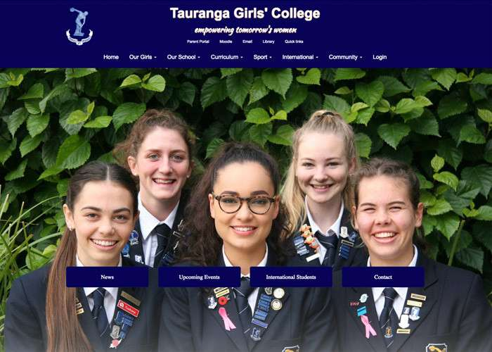 Tauranha Girls College Thumb