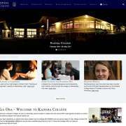 Website Launch: Kaipara College