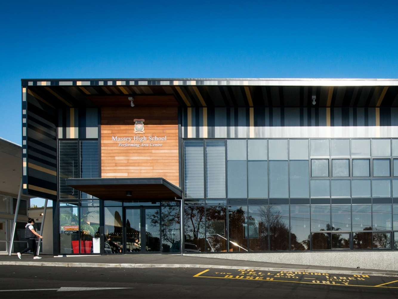 Inbox Design has been selected to design & build a new website for Massey High School in Auckland preview 0